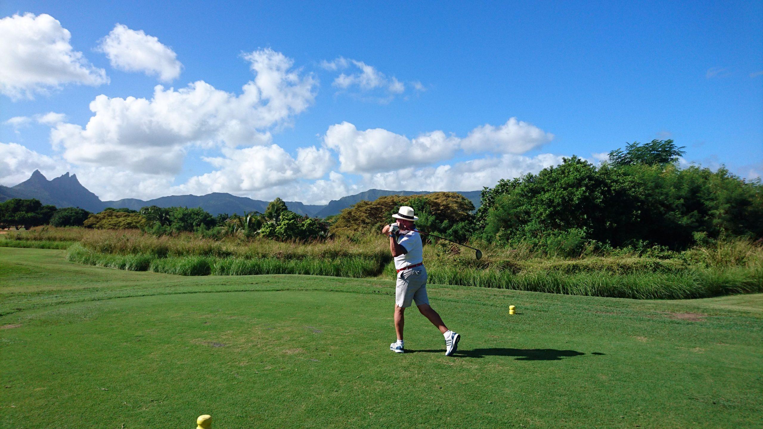 Tamarina Golf Mauritius